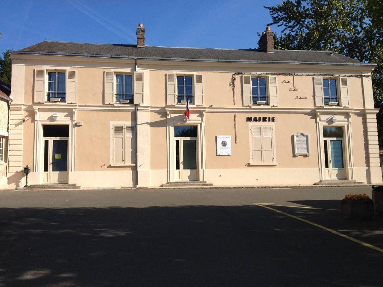 Mairie de Sainte Mesme