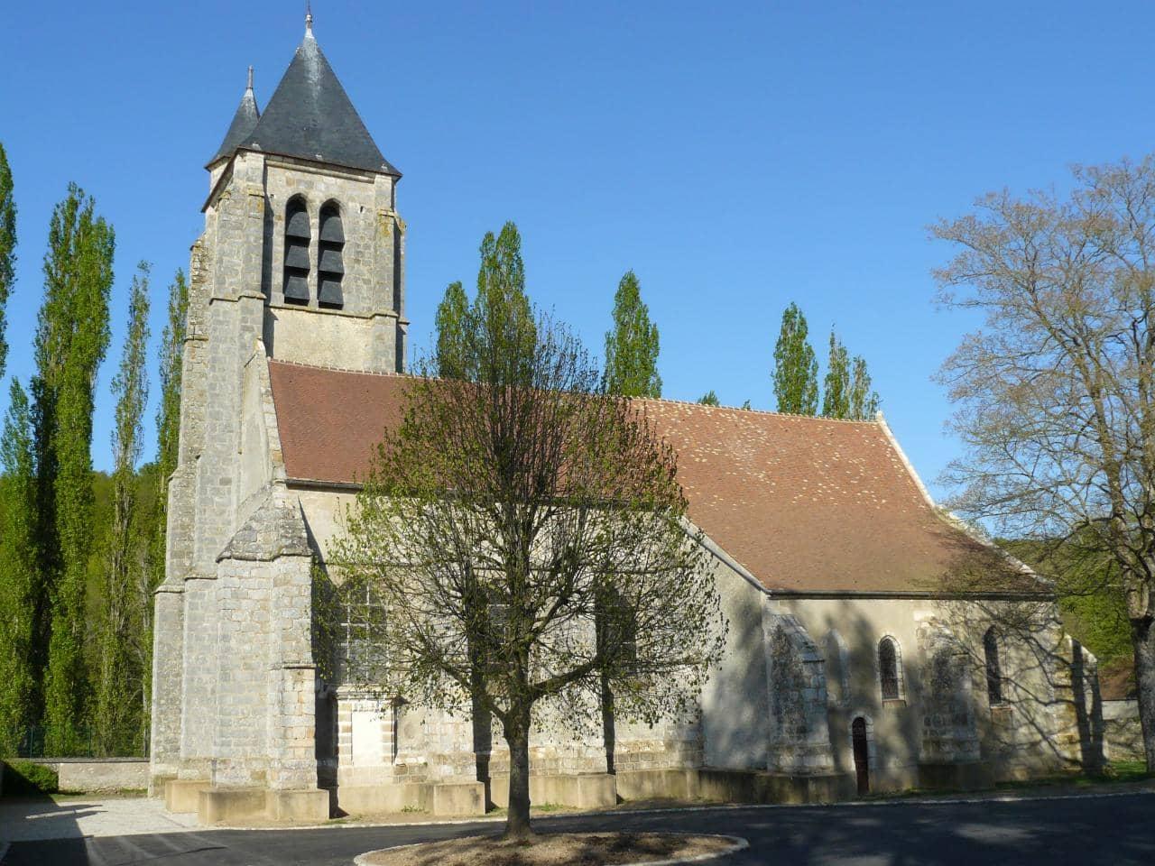 Eglise de Sainte Mesme